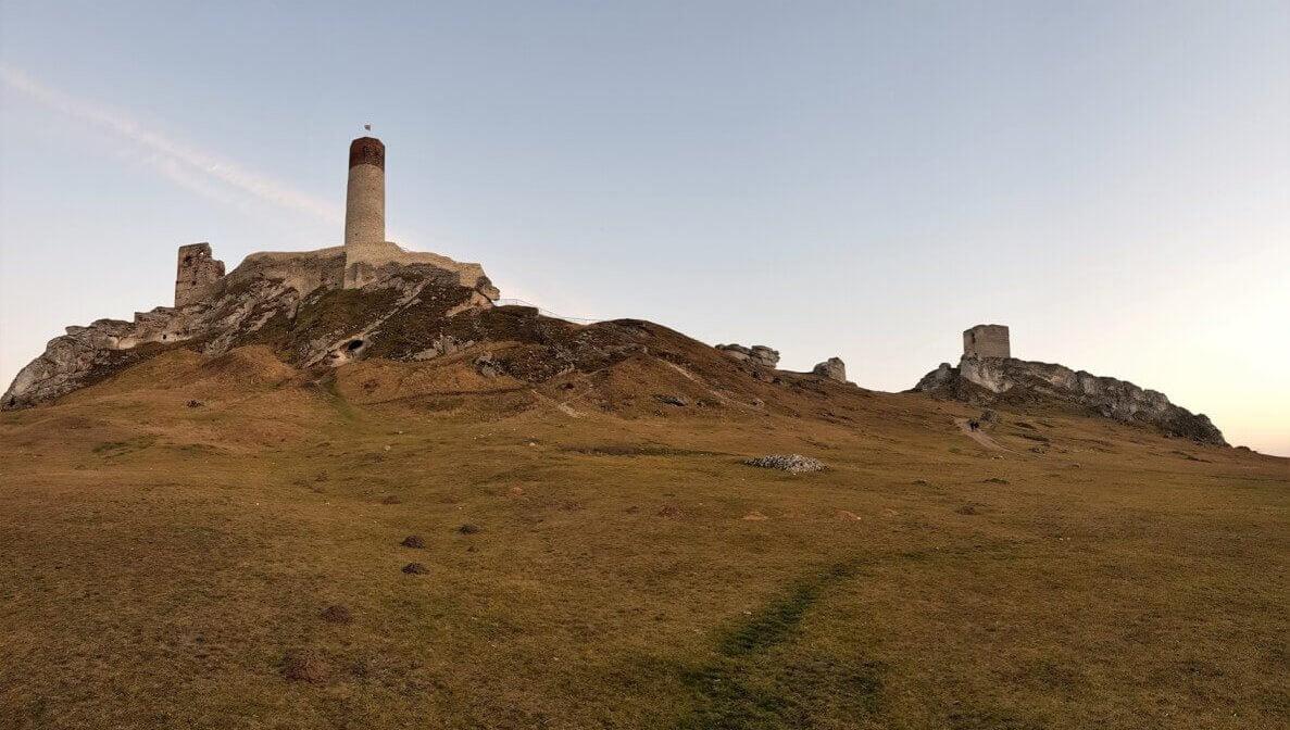 Zamek w Olsztynie - Legendy