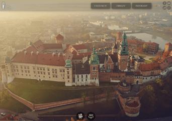 Zamek na Wawelu - wirtualny spacer