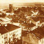 Pułtusk - zdjęcie z 1914 roku.