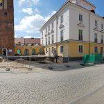 Wieża Ratuszowa i Ratusz - przebudowa piwnic