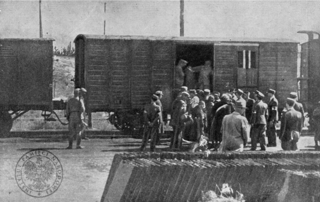 Auschwitz-Birkenau - Materiał IPN Kielce