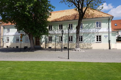 Dom w którym mieszkał Wiktor Gomulicki