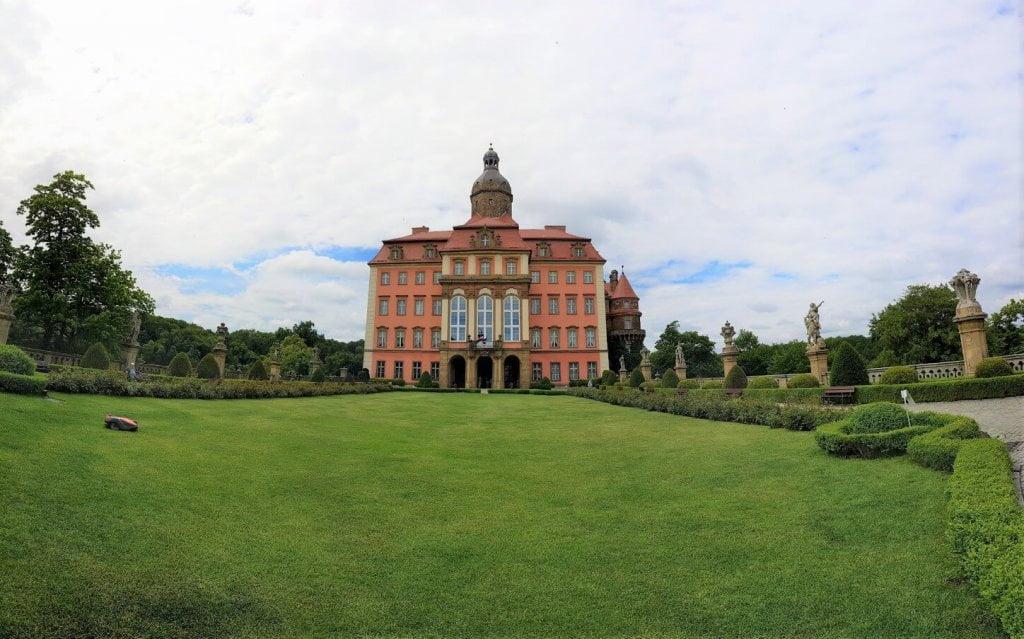 Fasada Wschodnia - Zamek Książ (foto 3)