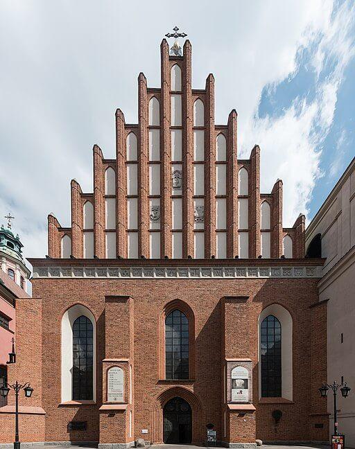 Bazylika Archikatedralna Św._Jana Chrzciciela w Warszawie